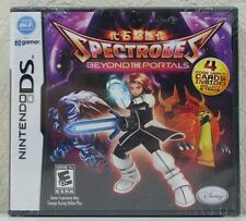 2008 NEW SPECTROBES: BEYOND THE PORTALS NINTENDO DS DISNEY VIDEO GAME E 10+