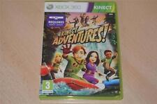 Kinect aventuras Xbox 360 RU PAL (g) ** GRATIS UK FRANQUEO **