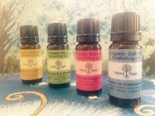 4 Organic archangel spiritual anointing oils