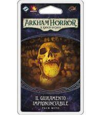 Arkham Horror il Gioco di Carte, Il Giuramento Impronunciabile, Pack Mito, Ita