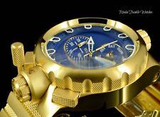 Invicta 50mm Coalition Forces Sniper Quartz Gold Tone Chronograph Bracelet Watch
