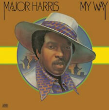 Major Harris - My Way (japanese Atlantic Soul CD