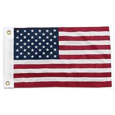 "12"" X 18"" 12x18 USA American Flag Boat Flag Car Banner Truck FAST USA SHIPPER"