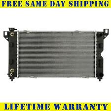 Radiator For 1996-2000 Chrysler Town & Country 1997-2000 Dodge Grand Caravan V6 (Fits: Plymouth Grand Voyager)