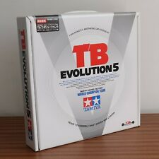 TAMIYA 1/10 R/C TB EVOLUTION 5 CHASSIS KIT No. 58371 - UNBUILT NEW IN BOX