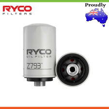 New * RYCO * Oil Filter For VOLKSWAGEN TIGUAN 5N 132 TSI 2L 4CYL Petrol