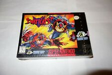 SWAT Kats (Super Nintendo Entertainment System SNES, 1995) NEW Factory Sealed