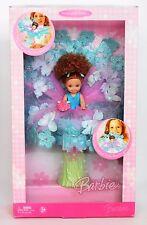 2007 Barbie Every Girls Dream Wedding KELLY FLOWER GIRL & BOUQUET_L0054_NRFB