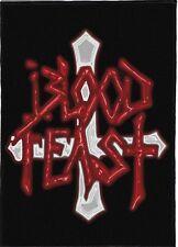 BLOOD FEAST BACKPATCH / SPEED-THRASH-BLACK-DEATH METAL