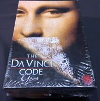 THE DA VINCI CODE BOARD GAME sealed
