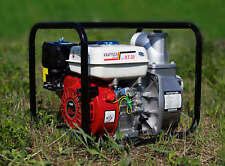 3 Zoll Benzin Wasserpumpe Schmutzwasserpumpe Schlamm Teichpumpe Gartenpumpe