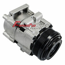A/C Compressor With Clutch For 93-07 Ford Lincoln Mercury CO 101290C  4L3Z19703