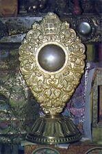 Chine, China - Monastère de Labrang - Gilt Bronze Jian, Mirror