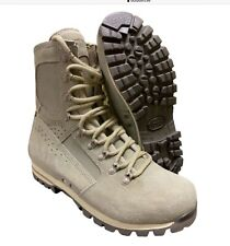 New MEINDL Desert PATROL COMBAT BOOTS UK SIZE 6. M Dutch Army