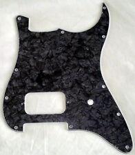 Brand New Premium Black Pearloid Tom Delonge Style 3 Ply Pickguard