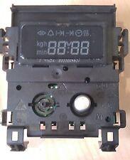 NEFF U12S32N3GB, B15M52N3GB OVEN DIGITAL TIMER + BUTTON (U12S.15) GENUINE