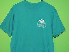 1999 Harley Davidson Scranton State Rally Men's Size L Large Turquoise T Shirt