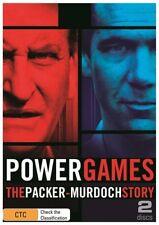 Power Games (DVD, 2013, 2-Disc Set) Australian Tv Channel Nine