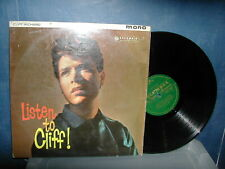 Cliff Richard-Listen to Cliff LP 1961
