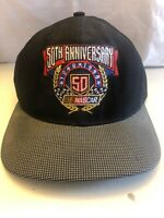 NASCAR 50th Anniversary (1948-1998) Special Edition Adjustable Strap Back Hat