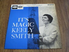 "KEELY SMITH - IT'S MAGIC 7"" EP CAPITOL 1959 EX"