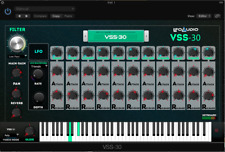 YAMAHA VSS-30 VST Plug-in samples sounds synth analog vintage ABLETON LIVE
