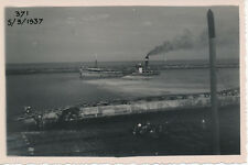 POINTE NOIRE 1937 - Chemin de Fer Drague Antwerpen III - Congo  PCH 267