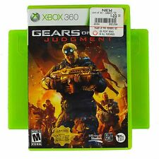Gears of War 1 Judgment & NHL 13 XBOX 360 (2 Games) Hockey War Game