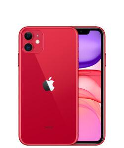 "Apple iPhone 11 6.1"" Display 64GB 4G LTE (Factory Unlocked) Smartphone Open Box"