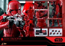 Hot Toys 1/6 MMS544 Star Wars: The Rise of Skywalker Sith Trooper Figure Model