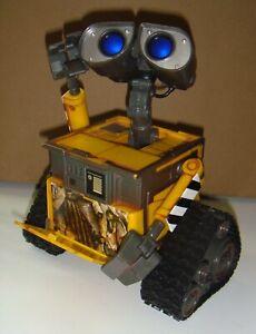 Thinkway Toys Disney Pixar WALL-E Talking Lights Robot 2008