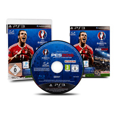 PlayStation 3 Spiel UEFA EURO 2016 FRANCE OFFICIAL VIDEO GAME - PES 2016