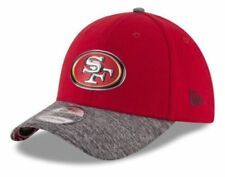 San Francisco 49ers New Era 39THIRTY NFL Men's Fitted Cap Hat Size: M/L