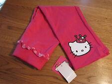 Girls Hello Kitty pink pants 6 HK55314 Princess CER pink NWT^^
