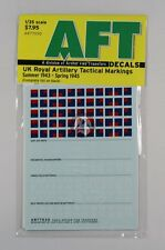 Archer 1/35 British Royal Artillery Tactical Markings in 1943-1945 WWII AR77030