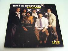 ARTI & MESTIERI - ACQUARIO LIVE