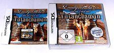 """Nintendo DS JEU """"Emily Archer et la malédiction du pharaon"""" complet"""