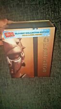 Gladiator Steelbook Ultimate Edition Tripack Hdzeta No3 Blu-Ray New&Seal-220/500