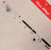 Canna Mitchell Suprema 2.0 Bolentino 2.70mt - Max 400gr, da barca