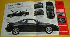 1995 1996 1998 1997 Toyota MR2 4 Cylinder 1998cc EFI IMP Info/Specs/photo 15x9