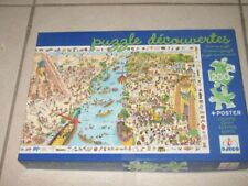 Puzzle Découverte Egypte 200 Pcs + Poster XXL FREE Delivery Mondial Relay Point