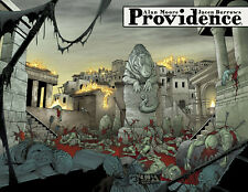 Providence #3 Dreamscape cover (Avatar, 2015) by Alan Moore and Jacen Burrows