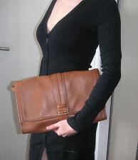 HUGO BOSS elegante Tasche - Handtasche Clutch 100% Kalbsleder NEU!!!!