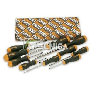 Set con 10 giraviti Beta Tools 1203/S10 taglio e croce phillips universali