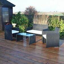 Kingfisher Rattan Up to 4 Garden & Patio Furniture Sets