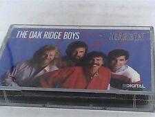 The Oak Ridge Boys- Heartbeat - Cassette - SEALED