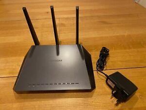 NETGEAR Nighthawk R7000 AC1900 Wireless Router (R7000UKS) (Excellent Con).....