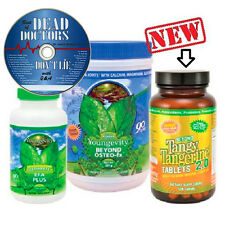 Youngevity Healthy Body Start Pack: Beyond Tangy Tangerine Osteo-fx EFA Plus +CD