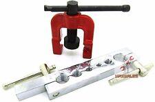 New 2-Pc Tubing Pipe Flaring Dies Tools Kit 3/16-5/8 Flare Tubing Air Brake Line