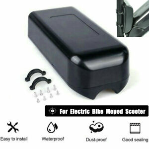 1X Extra-Large Plastic Controller Box Fit For Electric Bike Moped Scooter EBike